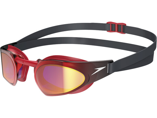 speedo Fastskin Prime Goggle red black at Bikester.co.uk 2bd09f2737ab
